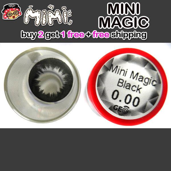 MIMI MAGIC BLACK CONTACT LENS
