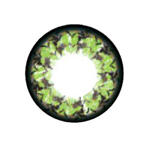 MIMI MORNING GLORY GREEN CONTACT LENS