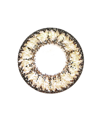 MIMI NUDY BROWN CONTACT LENS