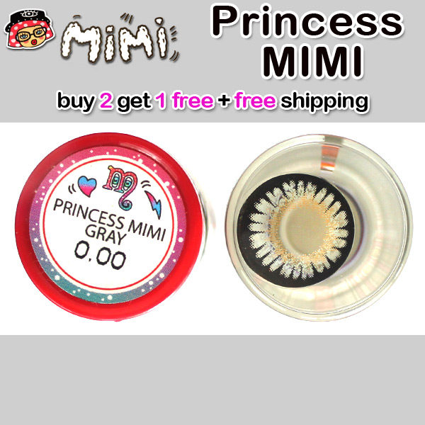 MIMI PRINCESS MIMI GRAY CONTACT LENS