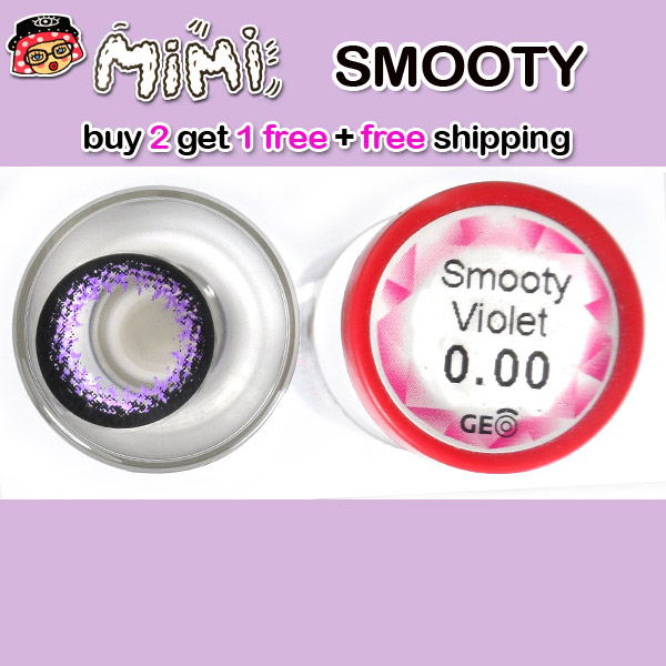 MIMI SMOOTY VIOLET CONTACT LENS