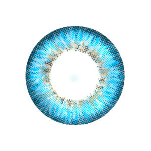 MIMI T PUFFY BLUE CONTACT LENS