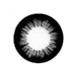 VASSEN BLYTHE BLACK CONTACT LENS