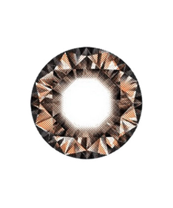 VASSEN DIAMOND HAZEL CONTACT LENS