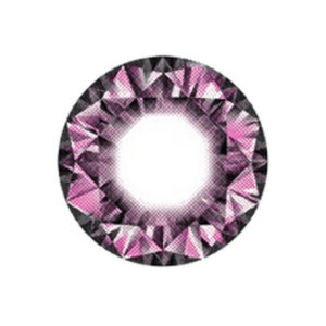 VASSEN DIAMOND PINK CONTACT LENS
