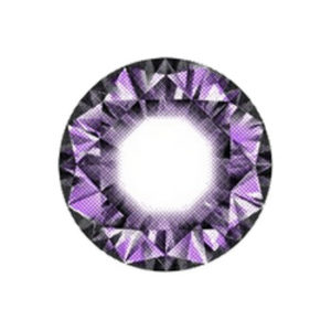 VASSEN DIAMOND VIOLET CONTACT LENS