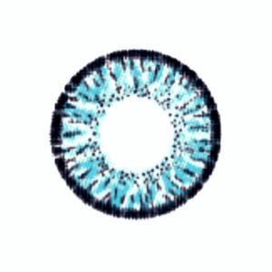 VASSEN EDWINA BLUE CONTACT LENS