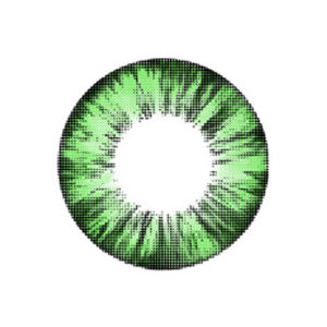 VASSEN FOREST GREEN CONTACT LENS