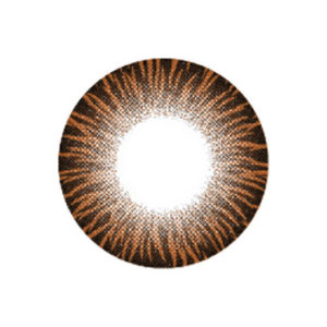 VASSEN GLAMOUROUS BROWN CONTACT LENS