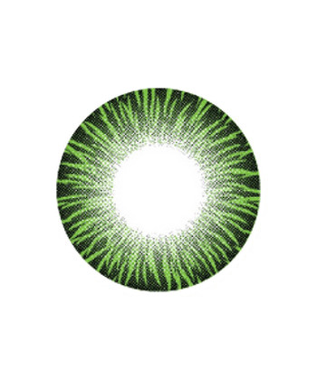 VASSEN GLAMOUROUS GREEN CONTACT LENS