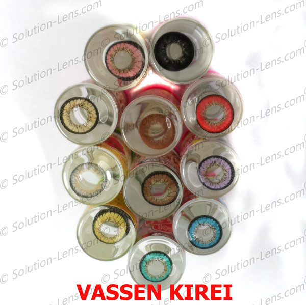 VASSEN MINI KIREI CHOCO CONTACT LENS