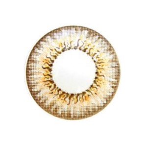 VASSEN PALE BROWN CONTACT LENS