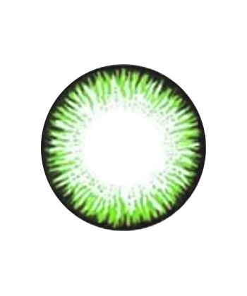 VASSEN SHIBUYA GREEN CONTACT LENS