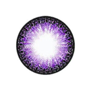 VASSEN SUGAR VIOLET CONTACT LENS