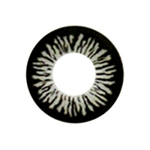 VASSEN TAZZ BLACK CONTACT LENS