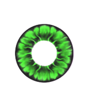 VASSEN TOFI GREEN CONTACT LENS
