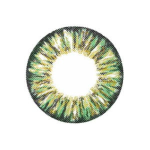 VASSEN VIVIAN 3 TONES GREEN CONTACT LENS