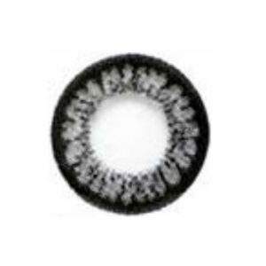 VASSEN HYPER SIZE BLACK CONTACT LENS