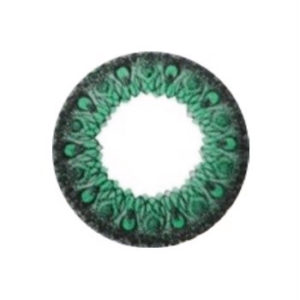VASSEN SARA GREEN CONTACT LENS