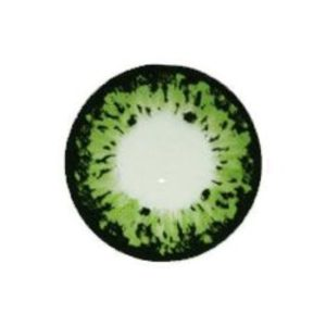 VASSEN PEPPY GREEN CONTACT LENS